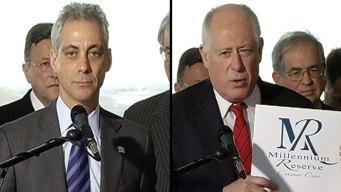Quinn, Emanuel Announce Millennium Reserve Project