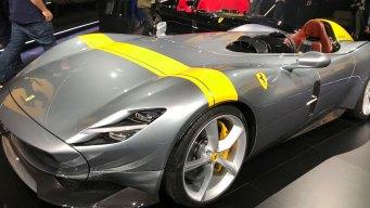 Ferrari Reveals Its Most Powerful Road Car Ever