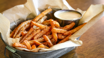 Bar Chain to Change the Name of Its 'Crack Fries'