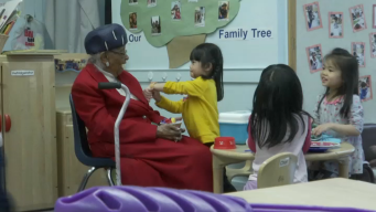 'Child at Heart': Chicago Elderly Woman Recognized For Work With Kids