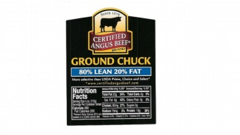 4,922 Pounds of Beef Recalled Due to Shredded Styrofoam