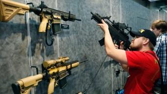 Gun Industry Converges Near Las Vegas Mass Shooting Site<br /><br />