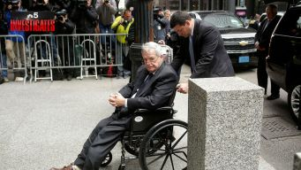 Hastert Asks Victim to Give Him a Number