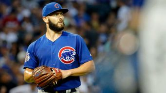 Jake Arrieta's Beard is Gone