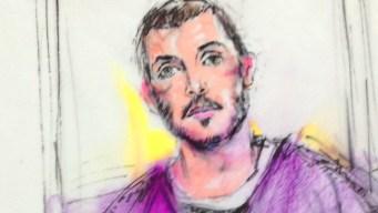 Movie Massacre Suspect Cuts Off His Orange Hair