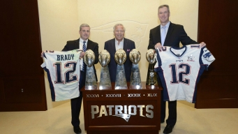 Tom Brady's Stolen Super Bowl Jerseys Returned to Patriots