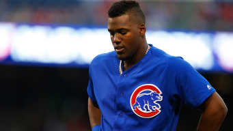 Cubs Benched Soler for Lack of Hustle, McLeod Says