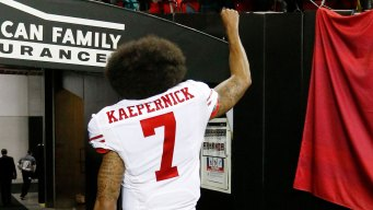 America Still in Turmoil a Year After Kaepernick's Protest