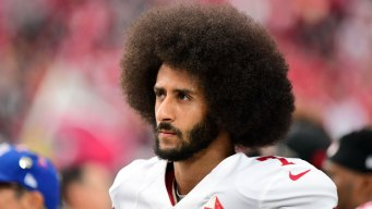 Chicagoans to Urge Kaepernick to Stand for Anthem Sunday
