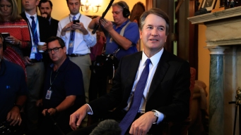 Kavanaugh: Watergate Tapes Decision May Have Been Wrong