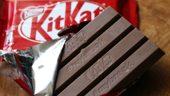 KitKat Can't Catch a Break, Loses EU Trademark Case