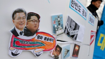 2 Koreas Talk About Olympic Cooperation Ahead of IOC Meeting