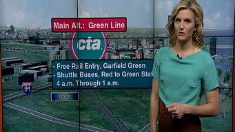 Kye's Commute: Tips For Surviving Red Line Shutdown