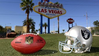 NFL Approves Raiders' Relocation to Las Vegas