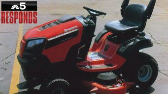 Consumer Cuts Losses With Riding Mower