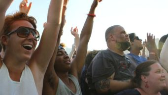 Lolla Reaches Record-Tying Attendance