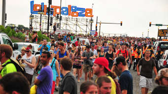 Kye's 5 Travel Tips for Navigating Lollapalooza