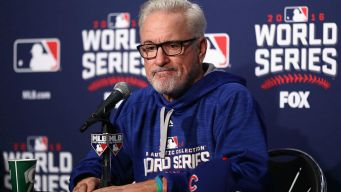 Maddon's Mother Stranded at Airport by Chicago Plane Fire