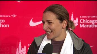 Manuela Schar Talks Victory at 2019 Chicago Marathon