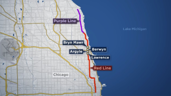 CTA Gets $1B Grant for Red, Purple Line Renovations