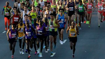 Marathon Mosaic: Social Posts from Chicago Marathon