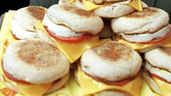 McDonald's Named Top Choice for Breakfast Eaters: Reports