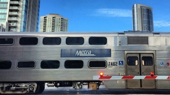Metra Trains Halted Near Tinley Park After Pedestrian Struck