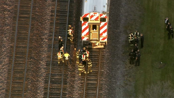 Metra Trains Delayed After Person Hit in Mount Prospect