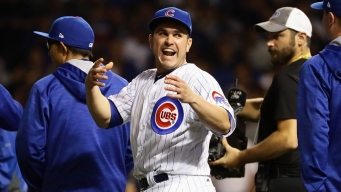 Montero Says Goodbye to Cubs, Fans in Tweets