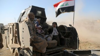 Conditions Deteriorate in West Mosul as Iraqi Advances Slow