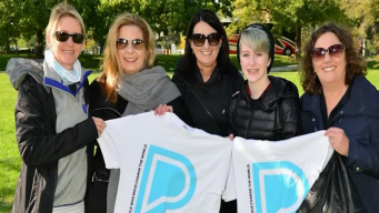 'Moving Day': Fundraising Walk In Fight Against Parkinson's Disease