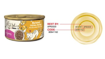 Purina Cat Food Recalled Due to Rubber Pieces