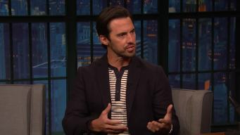 'Late Night': J-Lo Asked to Work With Ventimiglia in 'Second Act'
