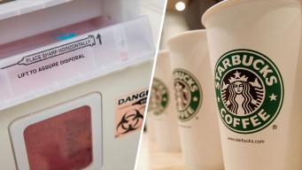 Starbucks to Install More Needle Disposal Boxes in Bathrooms Nationwide