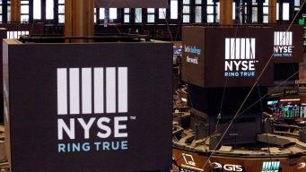Stocks Roar Back But Still End Day Lower