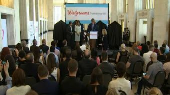 Walgreens Moves Into Chicago's Old Post Office