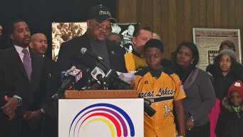Rev. Jackson Hosts Reaffirmation Rally for JRW Players
