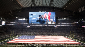 NFL to Reimburse Taxpayers $720K for 'Paid Patriotism'