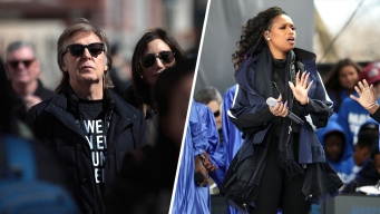 Stars Affected by Violence Join Students' Gun-Reform Rallies
