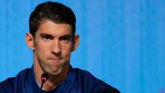 Phelps Speaks Out on Mental Health Struggles at Summit