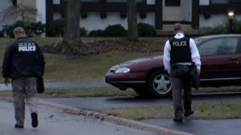 Multiple Residential Burglaries Reported in Western Suburbs