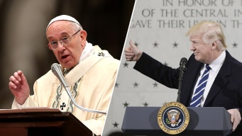 Pope: I'll Judge Trump After We See What He Does