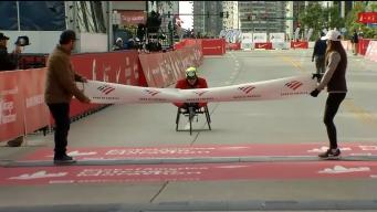 Chicago Marathon 2019: Romanchuk Wins Men's Wheelchair Race