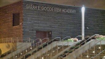 Teen Shot in Back Outside SW Side School