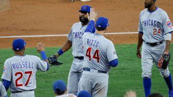 Cubs Beat Dodgers 10-2, Tie NLCS 2-2