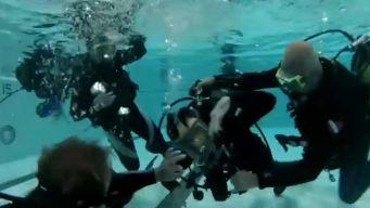 Diveheart Foundation Offers Scuba Therapy for Disabled Community