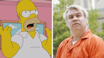 WATCH: New Mashup Combines 'Making a Murderer,' 'The Simpsons'