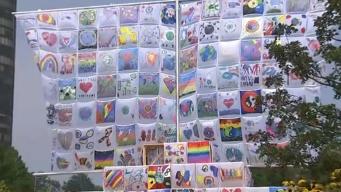 A Look At Navy Pier's 'Ship of Tolerance' Art Installation