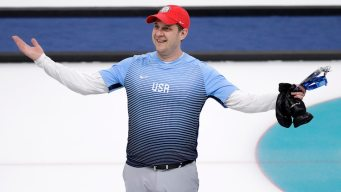 Shuster's Final Redemption Story Complete With Curling Gold