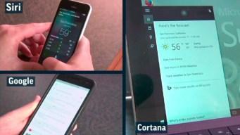 Siri vs. Cortana vs. 'OK Google': Who's Better?